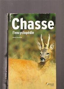 Chasse-L-039-Encyclopedie-de-P-Durantel-Livre-d-039-occasion