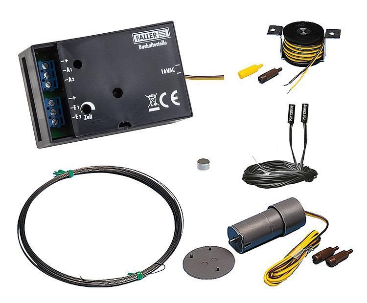 Faller 161667 Car-System Bushaltestellen-Set  NEU in OVP
