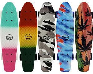 Monopatin-Skateboard-22-034-tipo-Penny-Herramienta-skateboard-Longboard