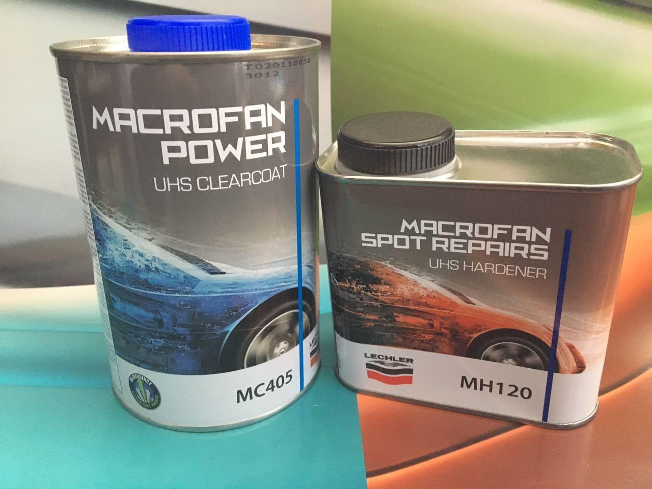 Clear Power UHS-I MC405 Macrofan Acrylic Lechler L0MC0405L1 + Cat  MH120