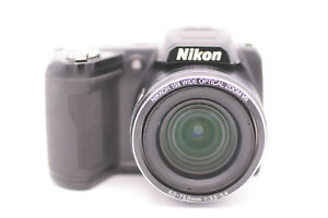 nikon coolpix l110 12 1mp digital camera black ebay rh ebay com Nikon Coolpix L110 Menu Nikon Coolpix L105 Review
