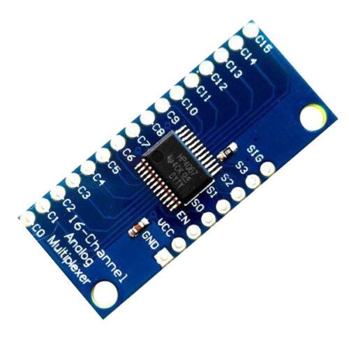 5X CD74HC4067 Analogue//Digital Module MUX-Breakout-16-Channel-Multiplexer W9T3