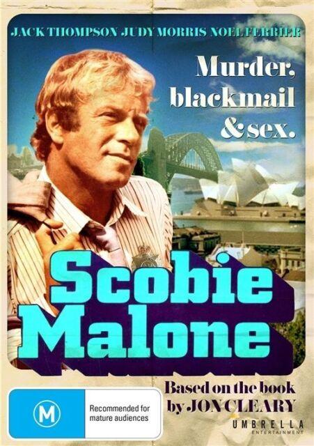 Scobie Malone Used Dvd - Thompson, Jack - Movie Dvd Used Dvd UM007136