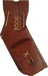 Neet Burgundy Field Quiver Right Hand