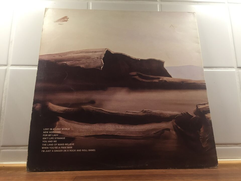 LP, The Moody Blues, Seventh Sojourn