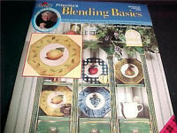 Priscilla Hauser Blending Basics Painting 35 Pagedecorative Painting Book