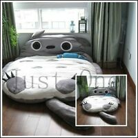 Fashion Huge Comfortable Cute Cartoon Totoro Bed Sleeping Bag Pad 290160cm