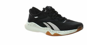 Reebok-Womens-Hiit-Black-Chalk-Moon-Dust-Metallic-Cross-Training-Shoes-Size-7