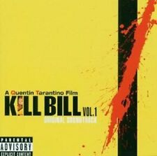 KILL BILL VOL.1 SOUNDTRACK CD OST NEUWARE