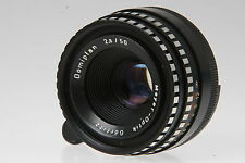 Meyer-Optik-Görlitz Domiplan 2,8/50mm #7249435 Exa Bajonett auch für Digital