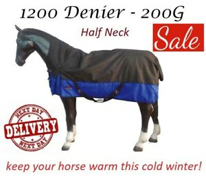 1200 Denier Heavyweight Turnout Horse