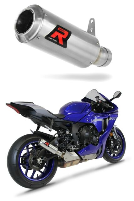YZF R1 1000 RN65 Exhaust GP Dominator Racing Escape silenciador 2020 - 2021