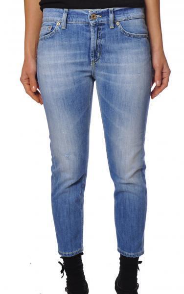 Dondup - Jeans-Pants - Woman - Denim - 2168521G184608