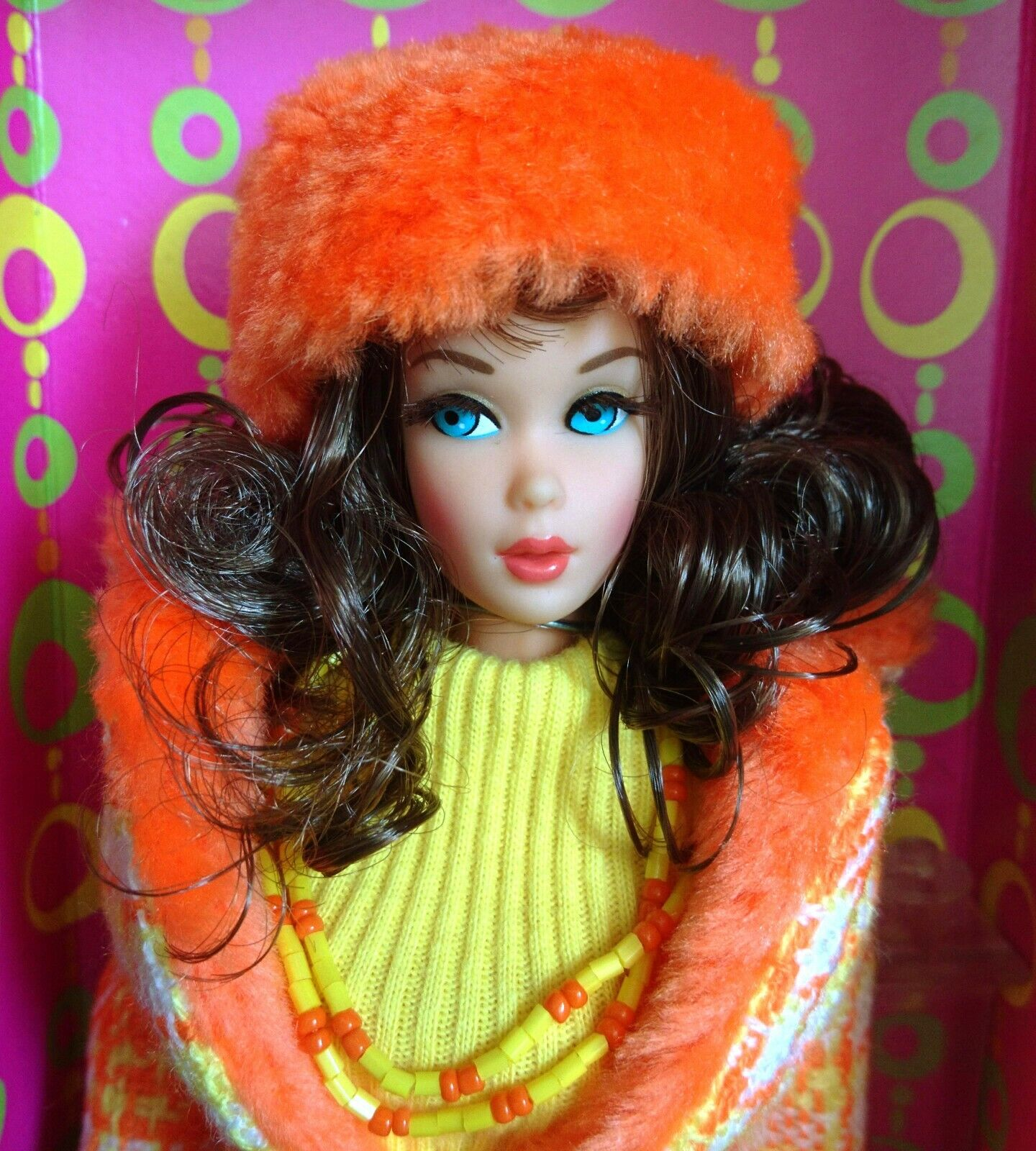 Mattel Barbie Collector Made for Each Other Repro Gold Label
