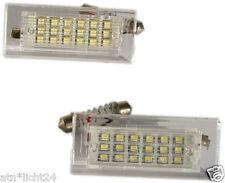LED SMD Nummernschild Kennzeichenbeleuchtung BMW X5 E53 / X3 E83 CAN-Bus TÜV Fre