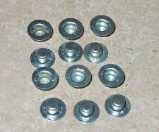"""Dozen 3/16"""" Tonka Toy Axle Top Hat Nut"""