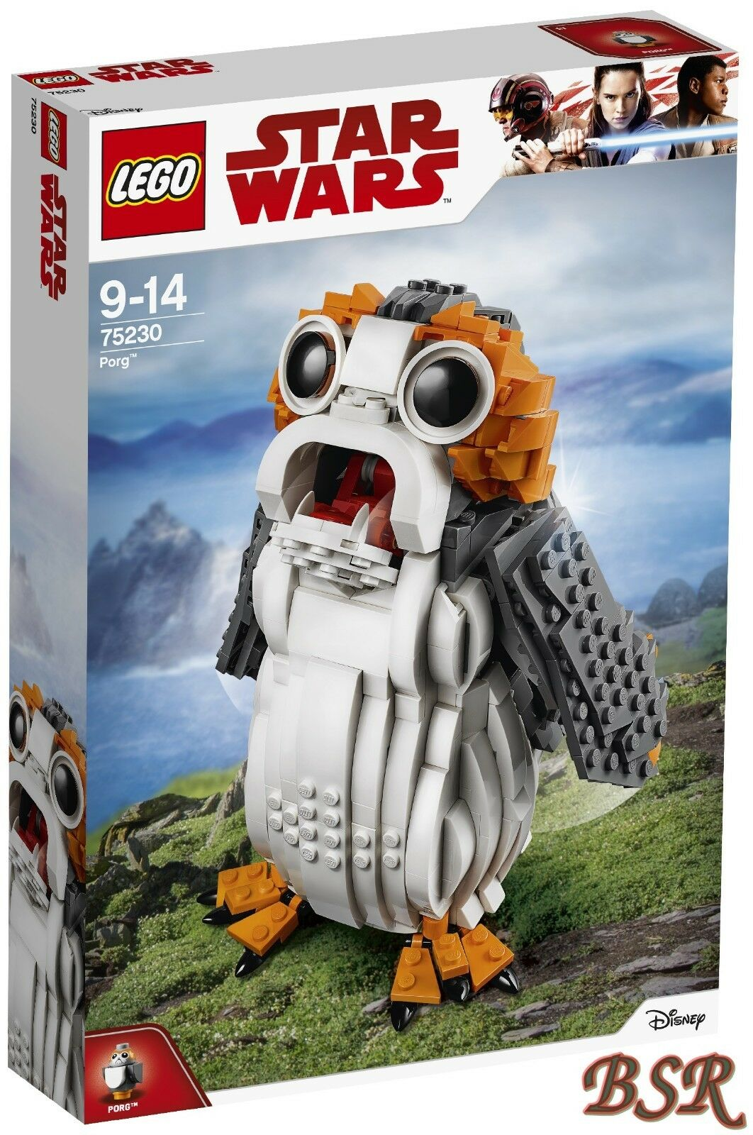 LEGO ® Star Wars ™  75230  Porg ™ & NOUVEAU & NEUF dans sa boîte & 0. - expédition  boutique en ligne