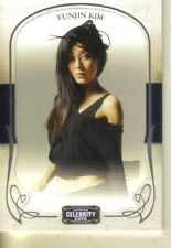 2008 DONRUSS CELEBRITY CUTS COMMON BASE SET U-PICK - ANY CARD $1 ALL #'ed /499