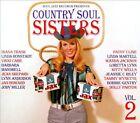 Country Soul Sisters, Vol. 2 by Various Artists (CD, Jun-2013, Soul Jazz)