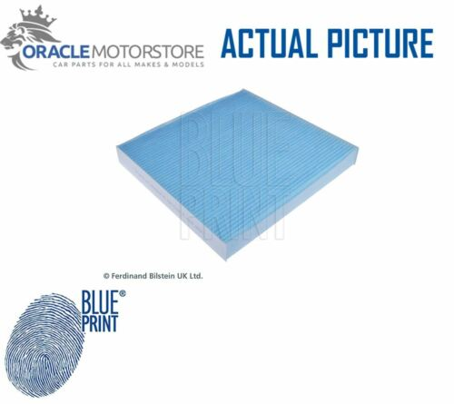 NEW BLUE PRINT ENGINE CABIN POLLEN FILTER GENUINE OE QUALITY ADH22507