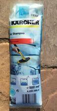 Kärcher 500ml Concentrato Auto Shampoo detergente a pressione Pouch