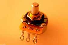 Potenciómetro CTS Lineal 250 Solid Shaft Guitarra Bajo LIN 250 Potentiometer