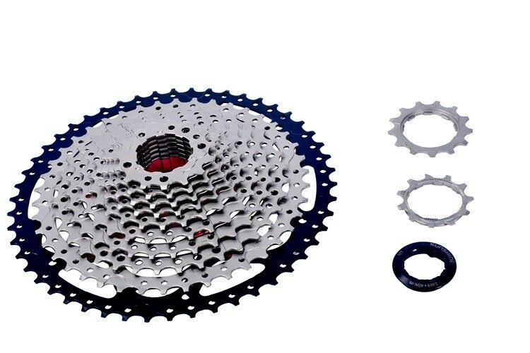 Aluminum  Alloy MTB Bike Freewheel 12Speed 11-50T Bicycle Cassette Flywheel New  first-class service