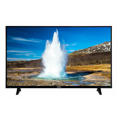"Telefunken XF48D401 LED Fernseher 48"" Zoll Full HD Triple-Tuner Smart TV WLAN"