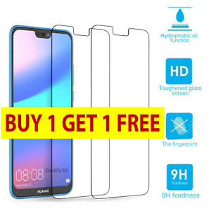 For-Huawei-P20-Premium-Protection-Tempered-Glass-Screen-Protector