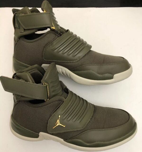 the latest 24c8a 9acc5 Nike Air Jordan Generation 23 Basketball Shoes Sz 12 Olive Green Aa1294 205