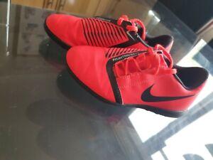 Nike Phantom Neon Red Boys UK 1 Football boots   eBay