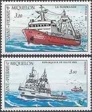 ST PIERRE ET MIQUELON N°482/510 - NEUF ** LUXE GOMME D'ORIGINE