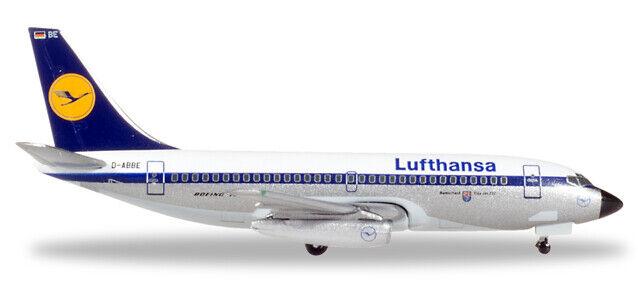 Herpa Wings Lufthansa Boeing 737 500 Anklam D Abir 1 500 515924 For Sale Online Ebay