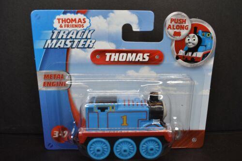 Details about  /Thomas /& Friends Track Master Push Along THOMAS Metal Engine Train Engine Blue