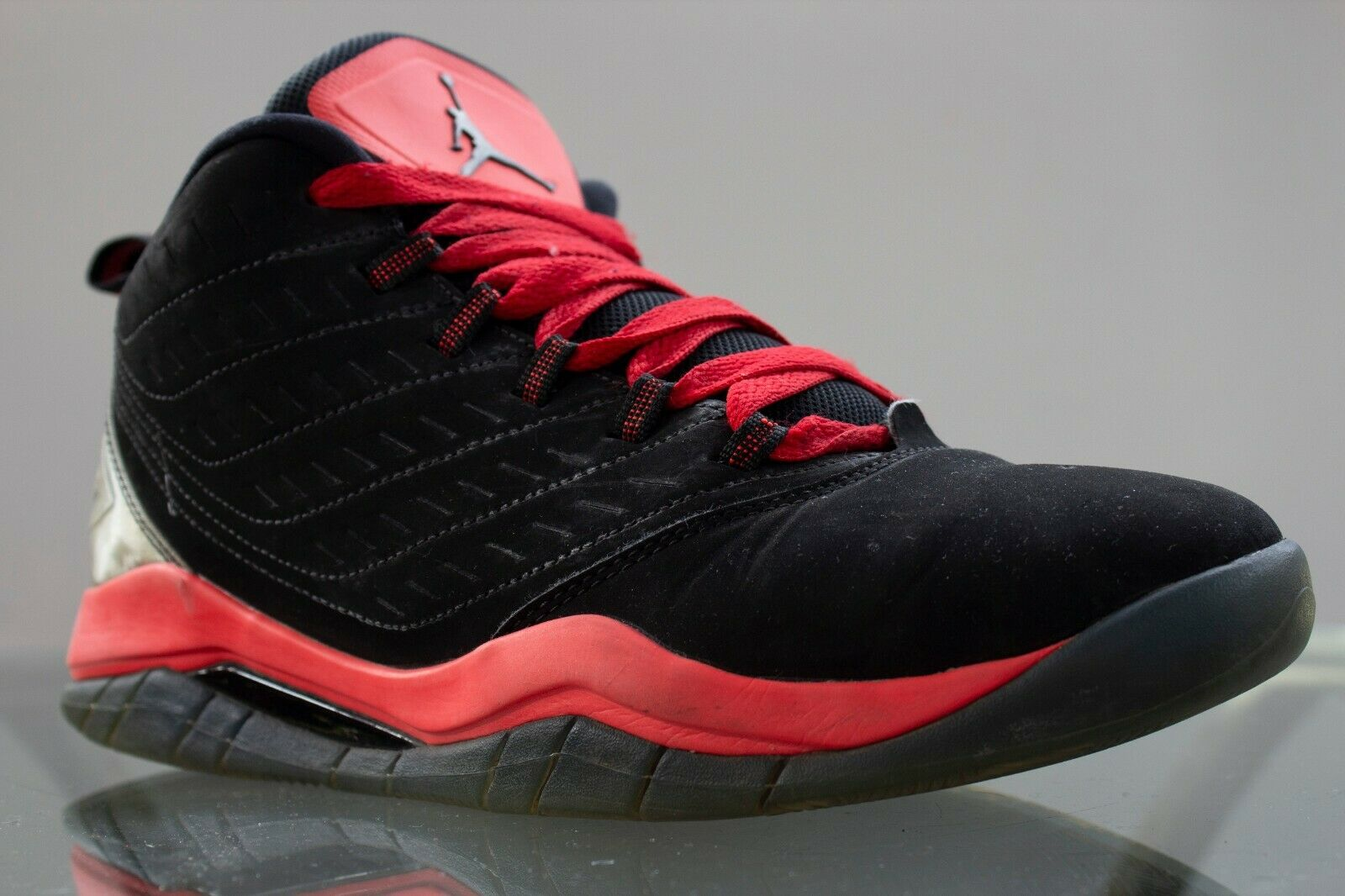 Nike Air Jordan Velocity Black   Infrared shoes Mens 688975 023 Sz 7.5