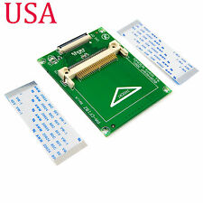"""CF Compact Flash Card to 1.8"""" ZIF Adapter for iPod 5G 6G Video Toshiba HDD"""