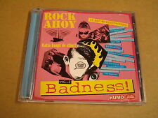 CD HUMO & STUDIO BRUSSEL / ROCK AHOY - KATIA KAAPT DE ETHER! VOL. 3 - BADNESS!
