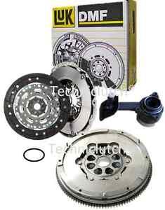 Luk-Embrague-y-Volante-Bimasa-Kit-con-Csc-para-Ford-Mondeo-2-0-Td-5-Velocidades