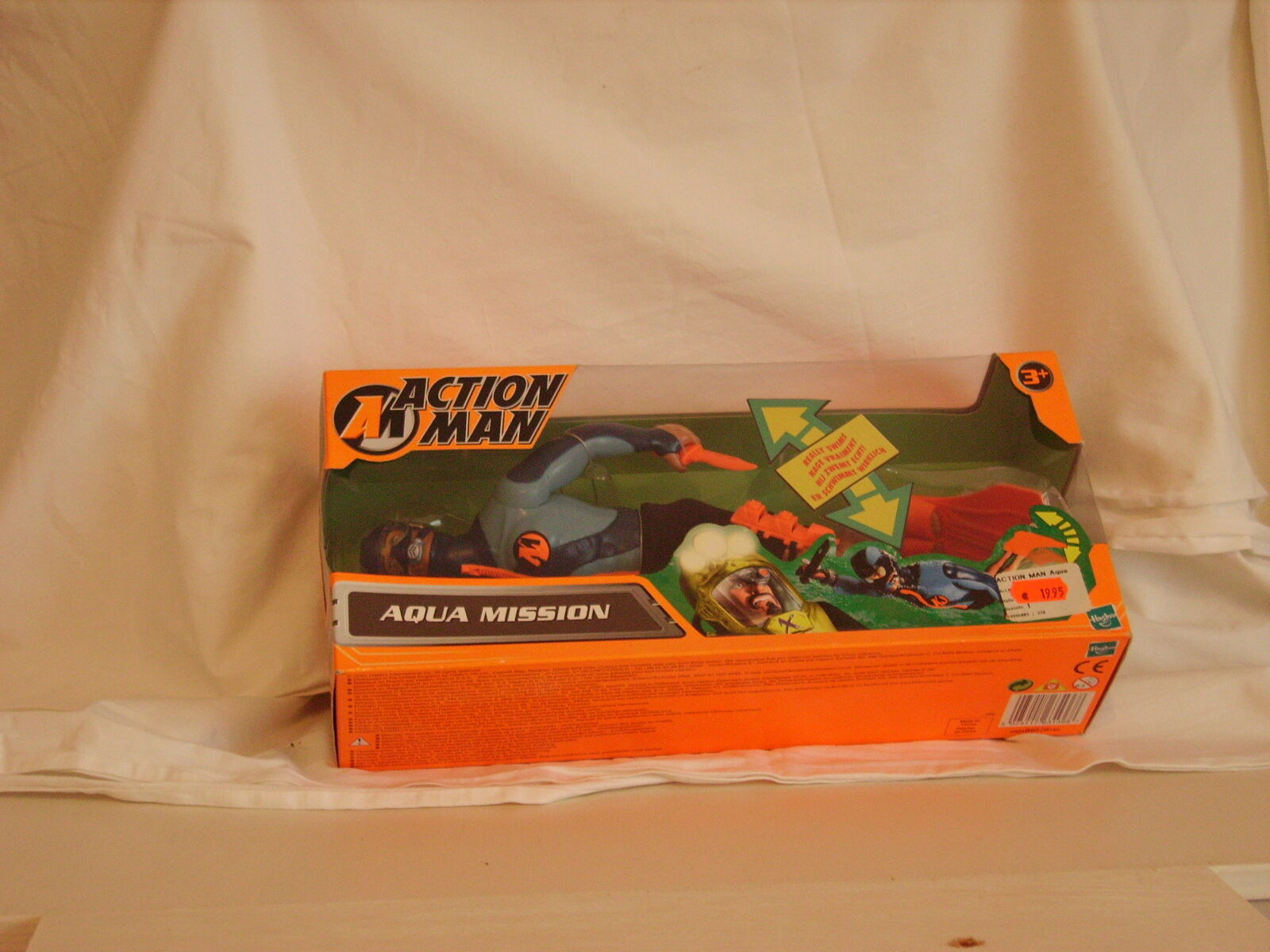 Hasbro. Action man , Aqua Mission