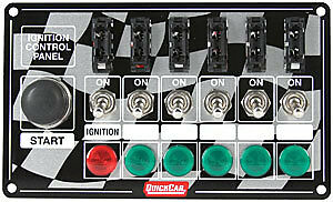 Quickcar Racing Products 50-164 QuickCar Ignition Control Panels