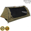 King-Single-Dome-Swag-Darche-Steel-Dusk-To-Dawn-1100-Outdoor-Camp-Freestanding thumbnail 2