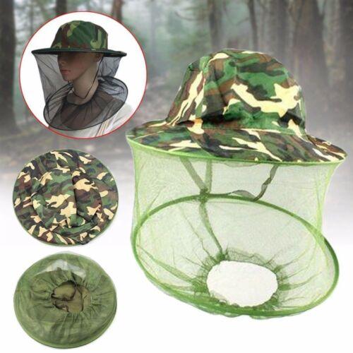 Bienenzucht Mücken Schleier Bienenschutz Imker-Hut-Helm-Kopfschutz