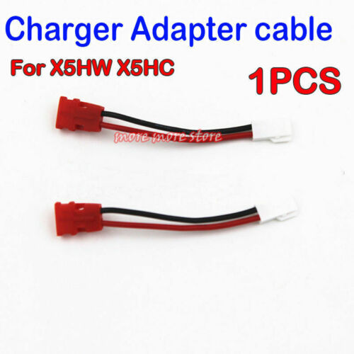 For Syma X5HW X5HC RC Quadcopter Battery charging transfer line adapter cable