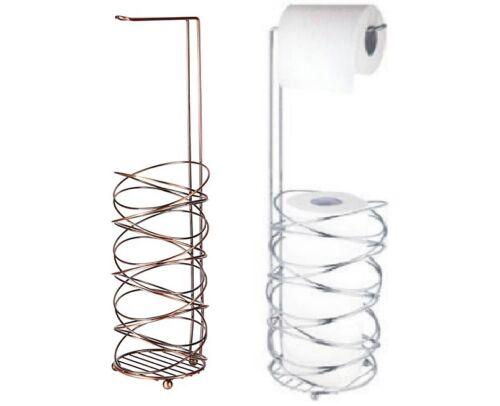 Bird/'s nest toilette rouleau papier support 3 rouleau de stockage autoportante salle de bain lou