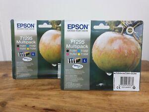 GENUINE EPSON T1295 Multipack Ink .BNIB