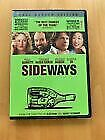 SIDEWAYS-DVD-2005-FULL-SCREEN-PAUL-GIAMATTI-DISC-ONLY-WITH-TRACKING