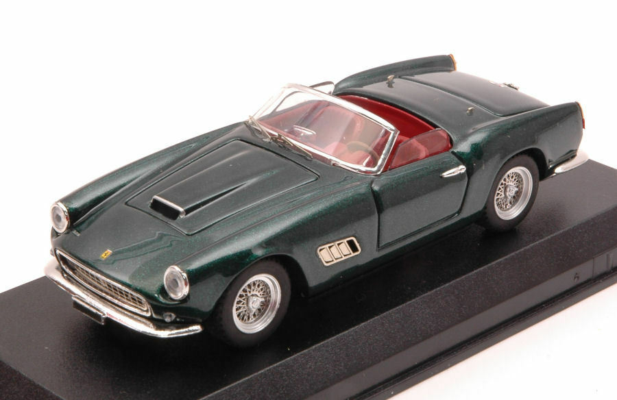 Ferrari 250 Gt California 1962 vert Metallic 1 43 Model 0364 ART-MODEL