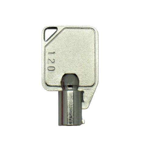 Ersatzschlüssel für Stempeluhr Seiko QR395