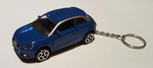 Majorette AUDI a1 ALTO DETALLE DIECAST CAR Llavero