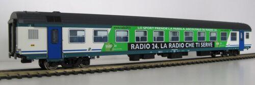 AG30/3189 - VITRAINS in ESCLUSIVA AGOMODEL CARROZZA MDVE RADIO24, LTD #1